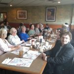 Women group lunch