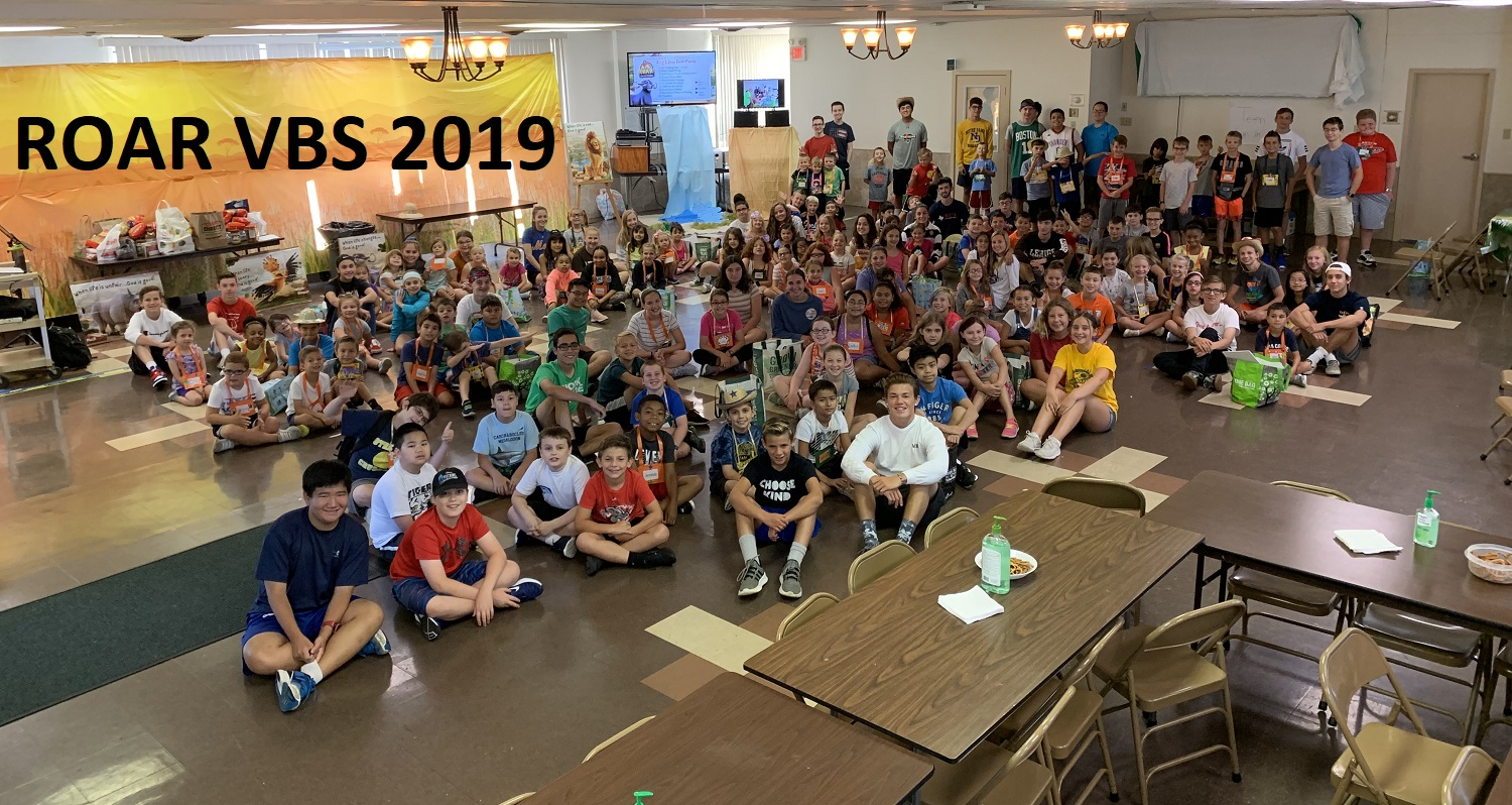 Roar VBS 2019 St. Jane Church