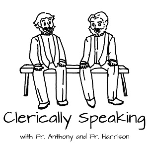 podcast - Clerically Speaking