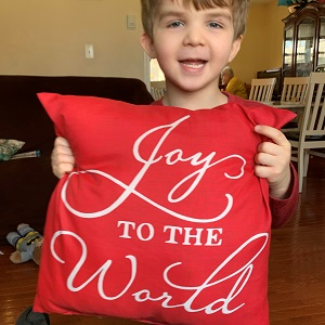 joy to the world -