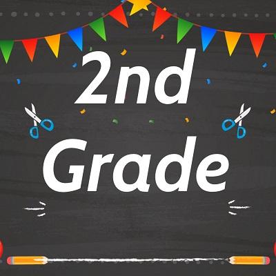 2nd Grade Label 1