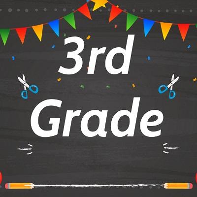 3rd Grade Label 1