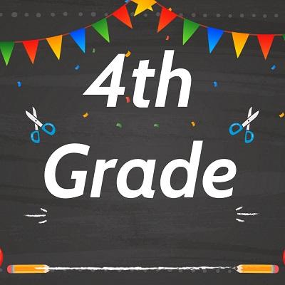4th Grade Label 1