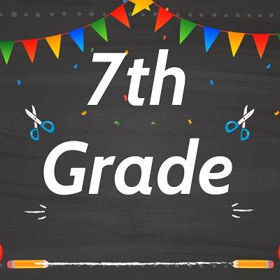 7th Grade Label 1