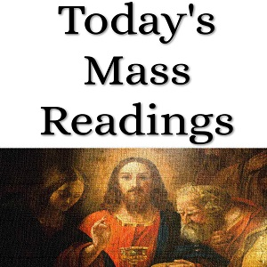 daily mass readings - 1