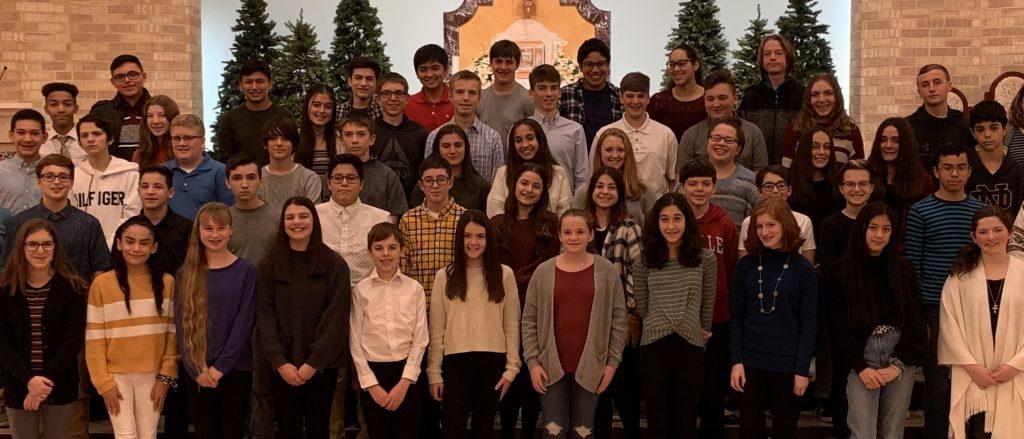 8th Grade PREP 2019-2020 - 1