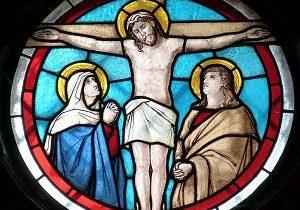 Jesus dying on cross website